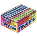Mentos Frucht Drops, 40x 38g Rollen