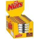 Nestle Nuts Haselnuss Schokoladenriegel (24x42g Riegel)