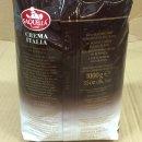 Saquella Kaffee Espresso - Crema Italia (1x1Kg Bohnen