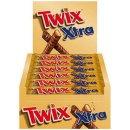 Twix Xtra Schokoladeriegel, 30x75g Riegel