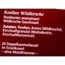 Meßmer Rooibos Wildkirsche fruchtig-mild (20 Beutel)
