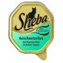 Sheba Geschnetzeltes mit Kaninchen in feiner Sauce (1x85g)