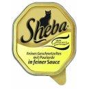 Sheba Geschnetzeltes mit Poularde in feiner Sauce, 85g