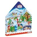 Adventskalender Kinder Maxi Mix Motiv: Lebkuchenhaus mit Wichteln (351g)