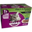 Whiskas 7 + Jahre Fisch & Fleisch Auswahl in Sauce...