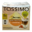Tassimo T-Disc Jacobs Latte Macchiato Caramel (8 Portionen)