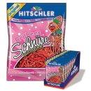 Hitschler Erdbeer Schnüre (15 x125g Beutel)