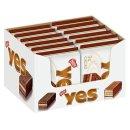 YES Cacao Kuchenriegel (12x 32g)