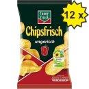 Funny Frisch Chips Frisch Ungarisch (12x50g Tütchen)