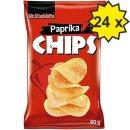 Mr.Knabbits Paprika Chips (24x 50g Tütchen)