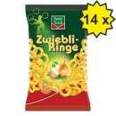 Funny Frisch Zwiebli-Ringe (14x80g Tütchen)