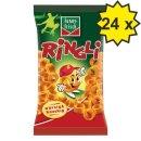 Funny Frisch Ringli Paprika (24x75g Tütchen)