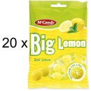 MCandy Big Lemon Bonbons (20x 150g Beutel)