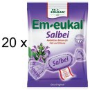 Em-eukal Salbei Bonbons (20x 75g Beutel)