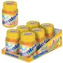 Mentos Gum Full Fruit ohne Zucker (6 x 70 g Dose)