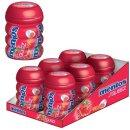 """Mentos Chewing Gum """"Squeez"""" Erdbeere (6x 60g Dose)"""