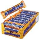 Cadbury Wunderbar, Peanut-Butter-Riegel Schokolade (24x...