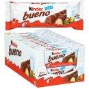 Ferrero Kinder Bueno mit Milchschokolade (30x43g Box)