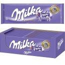 Milka Schokolade Alpenmilch (12x 300g Tafeln)