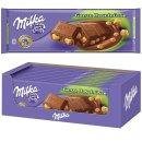 Milka Schokolade Ganze Haselnüsse (12x 300g Tafeln)