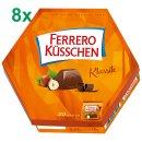 Ferrero Küsschen klassik (8x178g Hexagon Packung)