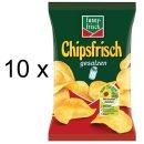 Funny-Frisch Chips Frisch gesalzen (10x175g Tüten)
