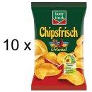 Funny-Frisch Chips Frisch Oriental (10x175g Tüten)
