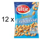 ltje Jumbo Erdnüsse gesalzen (12x200g Tüten)
