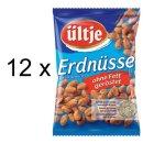 ltje Erdnuss ohne Fett geröstet (12x 200g Tüten)