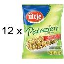 ütje Pistazien mit Schale (12x150g Tüten)