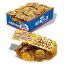 Gold Münzen Schoko-Kaubonbon im Netz (40x 150g Packung)