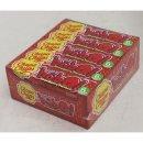 Chupa Chups Big Babol Erdbeere (20x27g Packung)