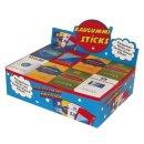 DOK Kaugummi Sticks mit Rauch (24x44g Packung)