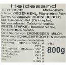 Esser Mini - Heidesand (800g Runddose)