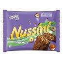 Milka Riegel Nussini (14 Packungen mit 5 Riegelx37g)