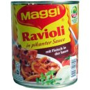 Maggi Ravioli in pikanter Sauce (800g Dose)