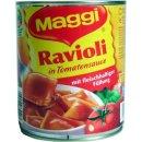 Maggi Ravioli in Tomatensauce (800g Dose)