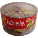 Red Band Schnuller Sauer (100 St. / 1,2kg Runddose)