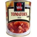 Adria Tomaten gewürfelt, geschält  (2200g Dose)