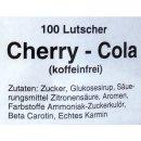 Kuefa Cherry Cola (100 Stück in Runddose)