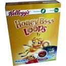 Kelloggs Honey Bsss Loops (375g Packung)