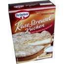 Dr. Oetker Backmischung Käse-Streusel Kuchen (730g)