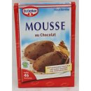 Dr. Oetker Mousse au Chocolat (1Kg Packung)