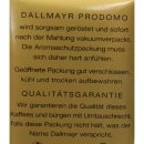 Dallmayr prodomo Feinster Spitzenkaffee 100% Arabica...